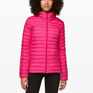 lululemon Pack it Down Jacket - Calypso Pink - 8